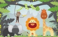 jungle animals feature