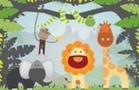jungle animals feature